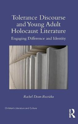Tolerance Discourse and Young Adult Holocaust Literature book