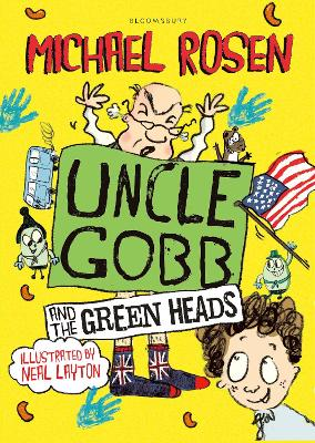 Uncle Gobb And The Green Heads book