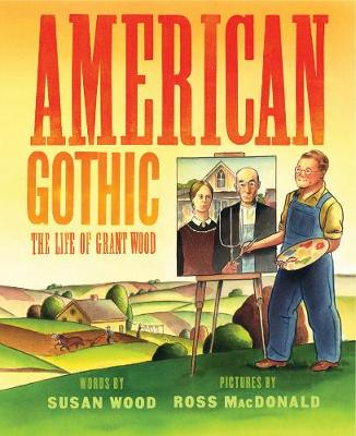 American Gothic by Susan Wood