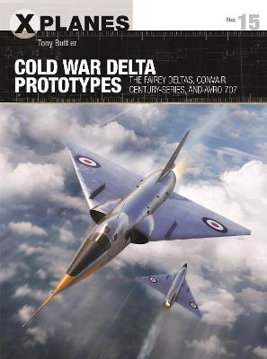 Cold War Delta Prototypes: The Fairey Deltas, Convair Century-series, and Avro 707 book