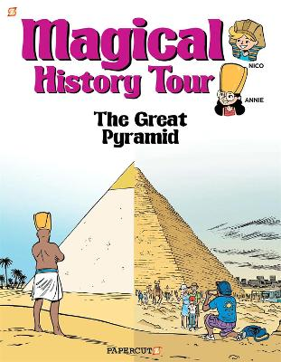 Magical History Tour #1: The Great Pyramid by Fabrice Erre
