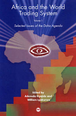 Africa & The World Trading System Vol. 1 by Dominique Njinkeu