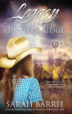 LEGACY OF HUNTERS RIDGE by Sarah Barrie