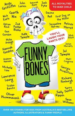 Funny Bones by Oliver Phommavanh
