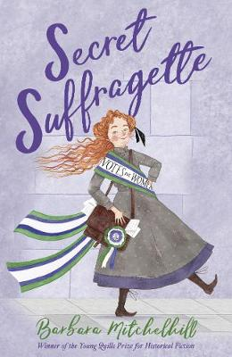 Secret Suffragette book