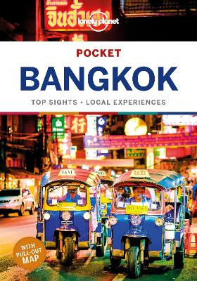 Lonely Planet Pocket Bangkok book