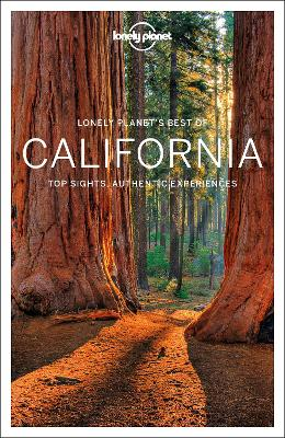 Lonely Planet Best of California book