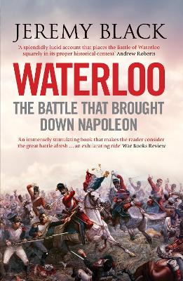 Waterloo by Professor Jeremy Black