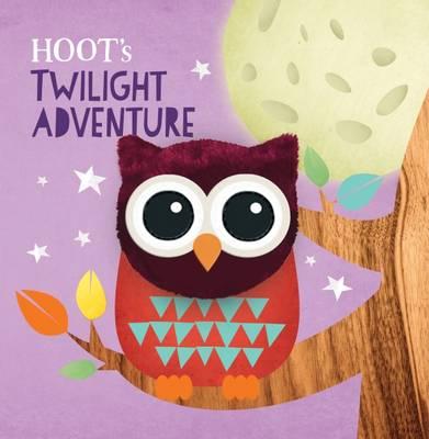Hoot's Twilight Adventure Puppet Book by Rowena Blyth