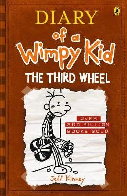 Third Wheel: Diary of a Wimpy Kid (BK7) by Jeff Kinney