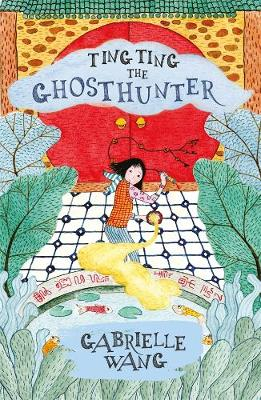 Ting Ting the Ghosthunter book