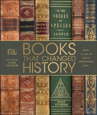 Books That Changed History by DK