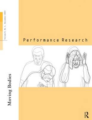 Performance Research V8 Issue book