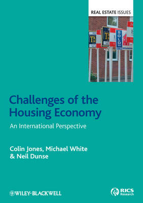 Challenges of the Housing Economy by Colin Jones