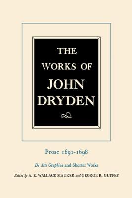 The Works of John Dryden book