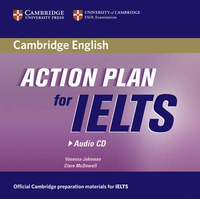 Action Plan for IELTS Audio CD book