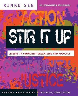 Stir It Up by Rinku Sen