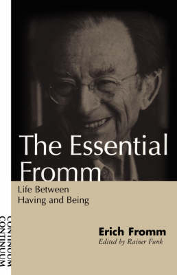Essential Fromm by Erich Fromm