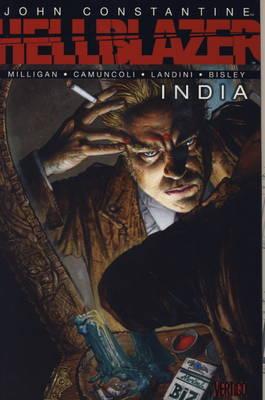 Hellblazer Hellblazer India by Peter Milligan