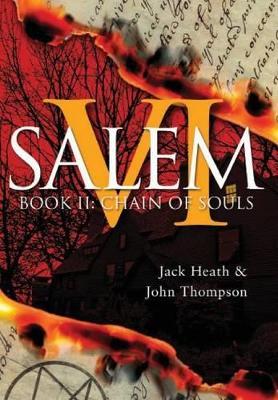 Chain of Souls by Jack Heath