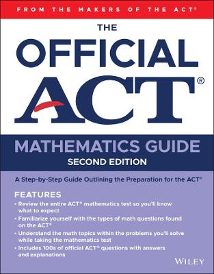The Official ACT Mathematics Guide by ACT