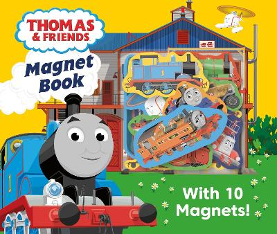 Thomas & Friends: Engines to the Rescue! Magnet Book by Egmont Publishing UK