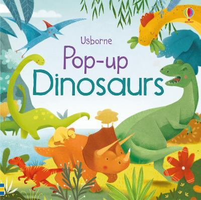 Pop-Up Dinosaurs book