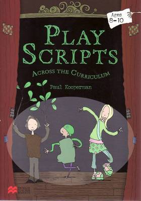Playscripts Across Curriculum Ages 8-10 by Hazel Edwards
