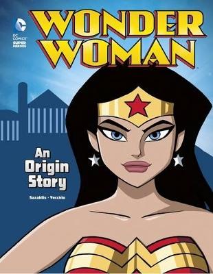 Wonder Woman by John Sazaklis