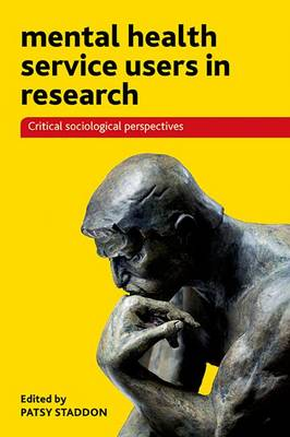 Mental health service users in research book