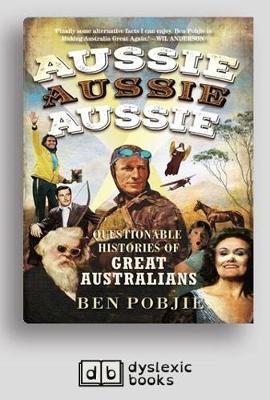 Aussie Aussie Aussie by Ben Pobjie