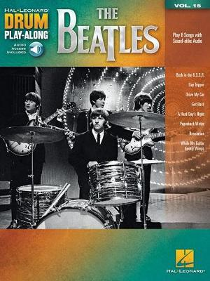 Drum Play-Along Volume 15 book