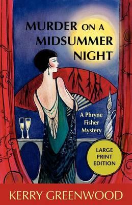 Murder on a Midsummer Night LP by Kerry Greenwood