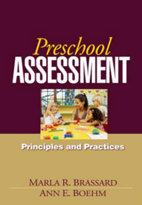 Preschool Assessment book