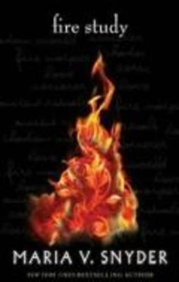 Fire Study by Maria V. Snyder
