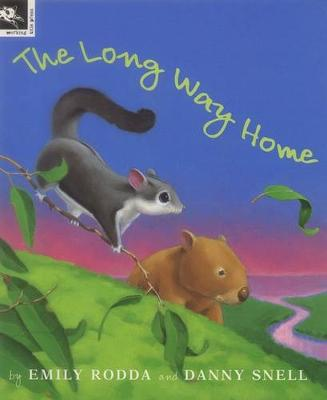 The Long Way Home by Emily Rodda