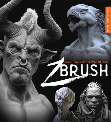 Sketching from Imagination in ZBrush by 3DTotal Publishing