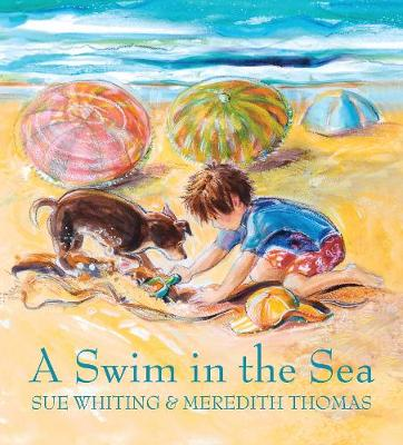 A Swim in the Sea by Sue Whiting