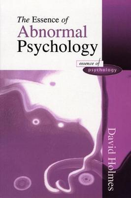 Essence Abnormal Psychology book