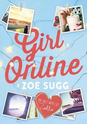 Girl Online book