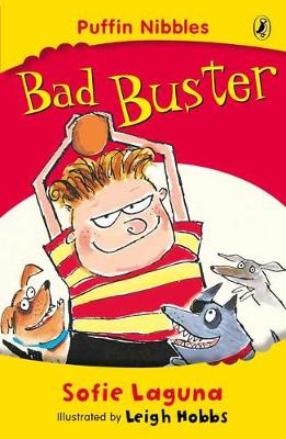 Bad Buster book