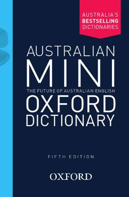 Australian Mini Oxford Dictionary book