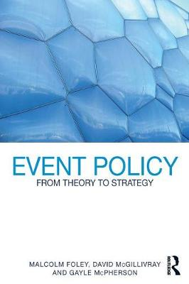 Event Policy by Malcolm Foley