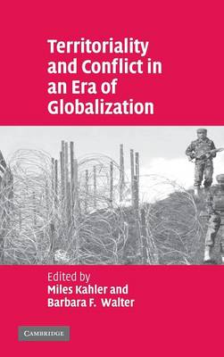 Territoriality and Conflict in an Era of Globalization book
