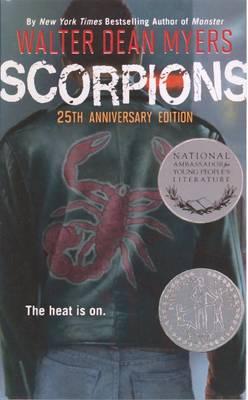 Scorpions by Walter Dean Myers