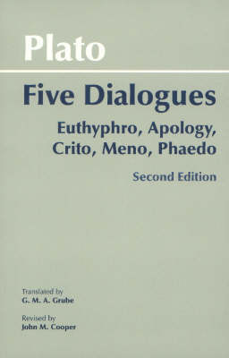 Plato: Five Dialogues by Plato