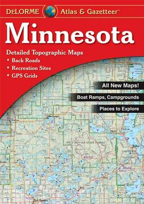 Minnesota - Delorme by Delorme Mapping Company