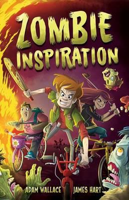Zombie Inspiration book
