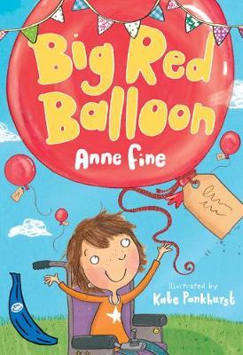 Big Red Balloon by Anne Fine