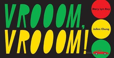 Vrooom, Vrooom! book